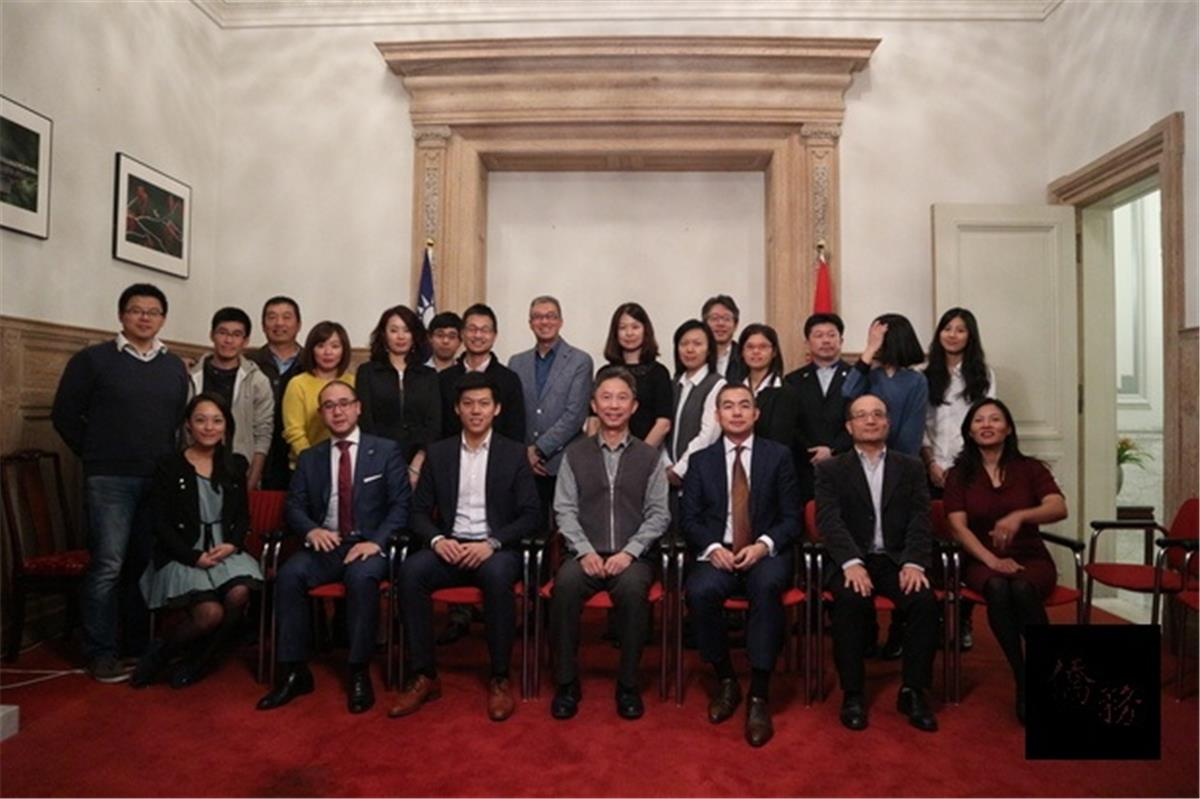A Development Milestone for the Taiwanese Chamber of Commerce in the Netherlands – the Establishment of the Junior Chapter (TCCN-JC)